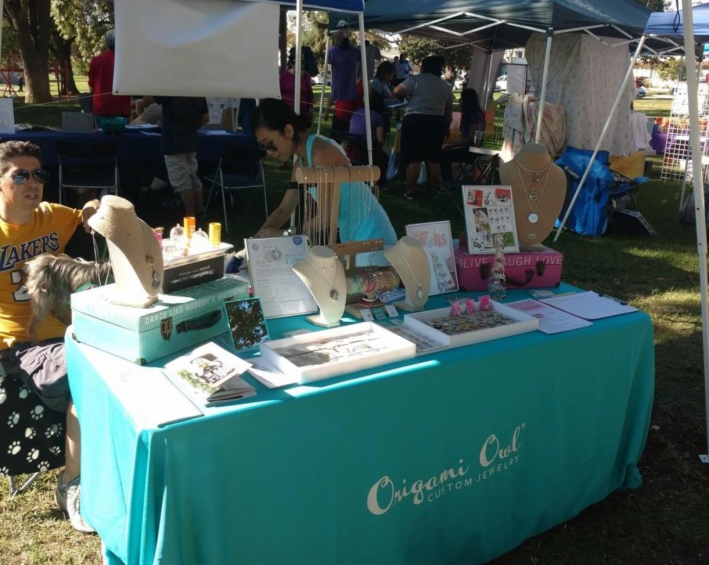 Montebello Pet Fair, Small Business Saturday, November 30, #ShopSmall, Los Angeles, Origami Owl, JPS Treasure Chest