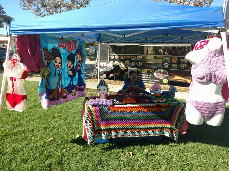 Montebello Pet Fair, Small Business Saturday, November 30, #ShopSmall, Los Angeles, Mrs Chatita Crochet