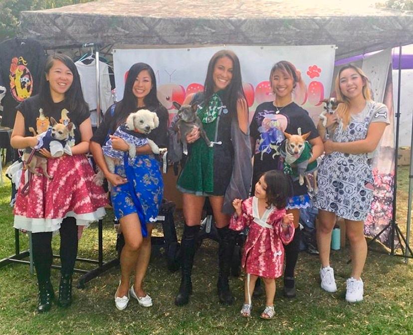 Montebello Pet Fair, Small Business Saturday, November 30, #ShopSmall, Los Angeles, My Hamachi Designs